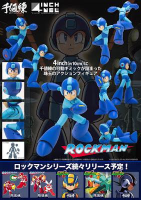 Mega Man e MegaMan EXE della Sentinel