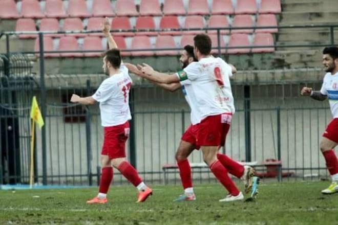 Καστοριά-Πανσερραϊκός 0-2