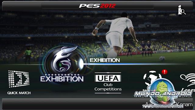 Jugabilidad de PES 2012