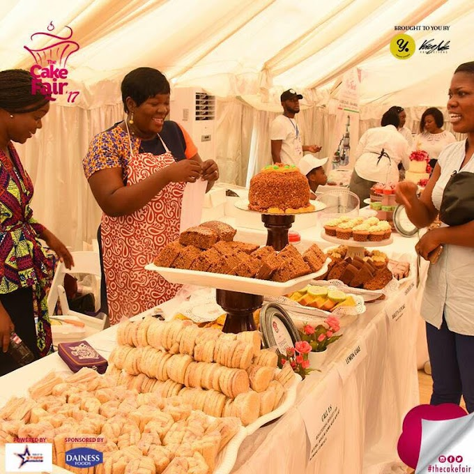 The Cake Fair is back and it's going to be double the pleasure and double the fun!