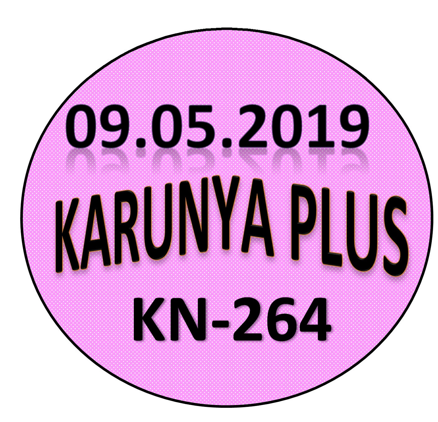 KARUNYA PLUS KN-264 | 09 05 2019 | Kerala Lottery Guessing