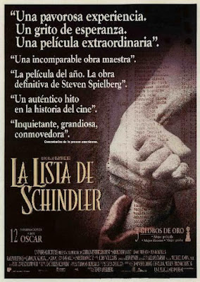 Schindler's List 1993 DVD R1 NTSC Latino