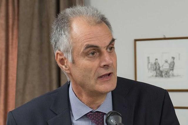 Γιάννης Γκιόλας: Ο ΕΛΓΑ θα ανταποκριθεί άμεσα στις ανάγκες των χαλαζόπληκτων