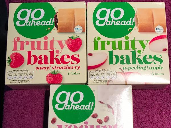 Healthy tasty snack! Go Head!
