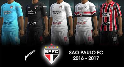 PES 2013 Sao Paulo 2016-2017 GDB by Master26