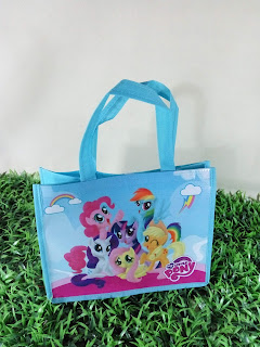 tas souvenir little pony ready stock