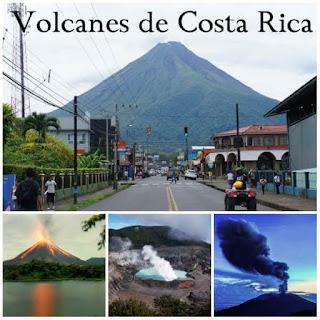 fotos volcanes de costa rica,