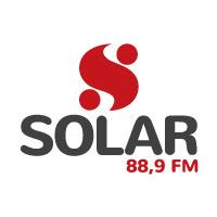 ouvir a Rádio Solar FM 88,9