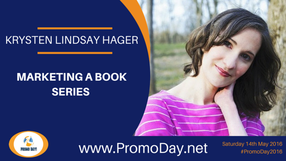 Krysten Lindsay Hager To Present Webinar at #PromoDay2016