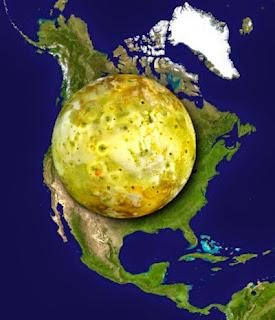 Bulan nya Jupiter, Io