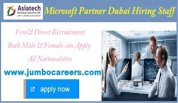 Latest It jobs description, Salary details if IT jobs in Dubai,