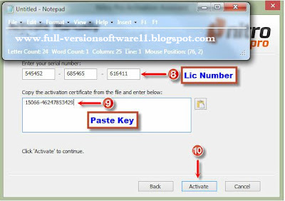 free download license code nitro pdf professional 7 serial number