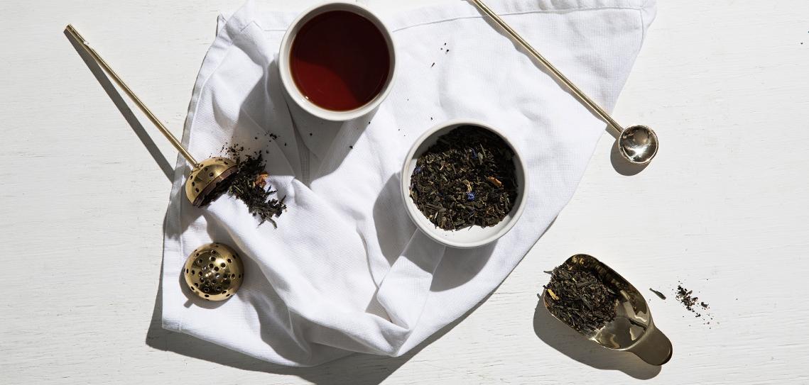 Dla miłosników herbaty