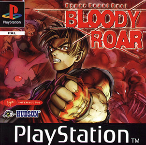 Bloody Roar Artwork