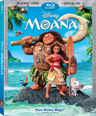 Moana 2016 Dual Audio DD 5.1ch 720p BRRip 1.2GB ESub
