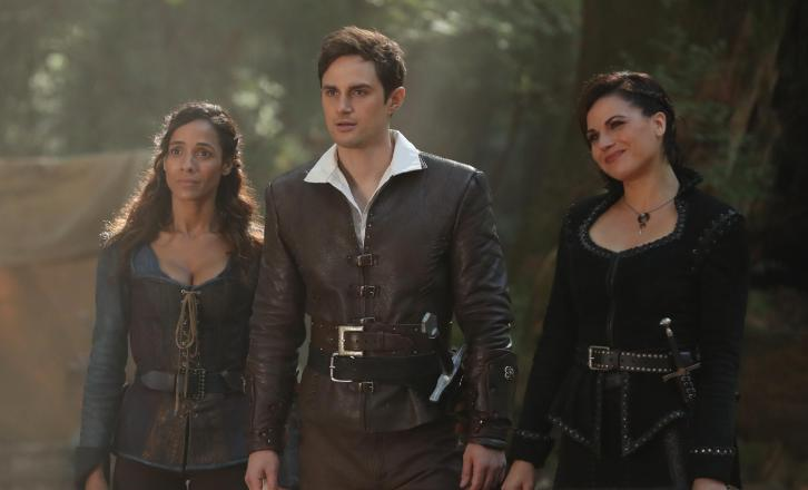 Once Upon a Time - Episode 7.07 - 7.08 - Promos, Sneak Peek, Promotional Photos, Interview & Press Release
