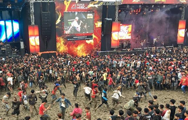 Hellprint United Day V - Lorong Musik