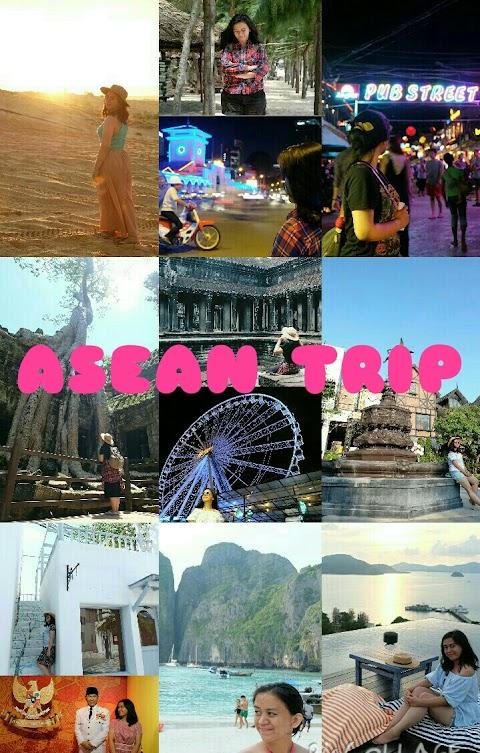 [ASEAN Trip] Itinerary Keliling Asean
