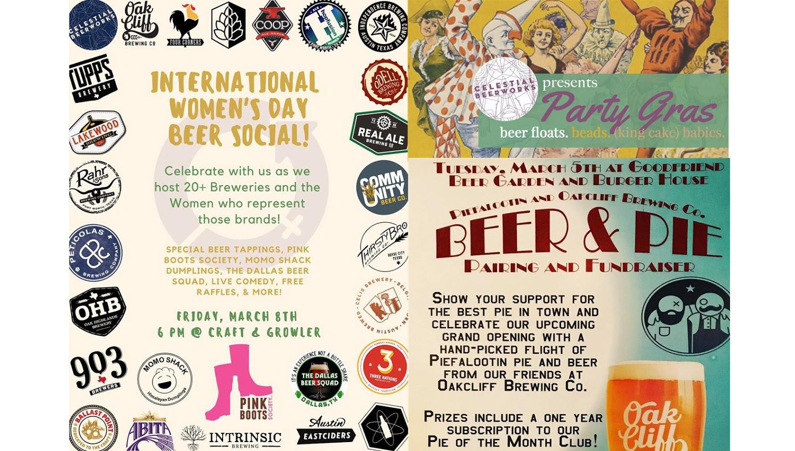 Beer In Big D North Texas Craft Beer Events Updated 3 5 2019
