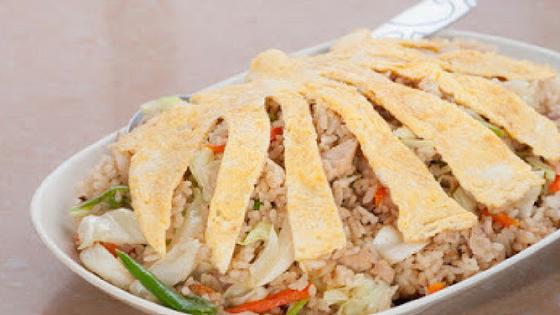 Jaspers fried Rice