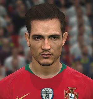 PES 2017 Faces Cédric Soares by Ben Hussam FaceMaker