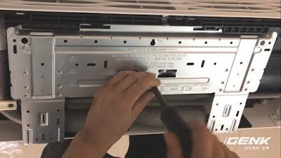 tháo lắp điều hòa tại trần đăng ninh