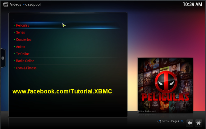 how to watch serie a on kodi