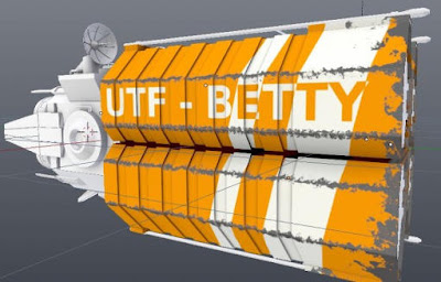 Old Betty Model