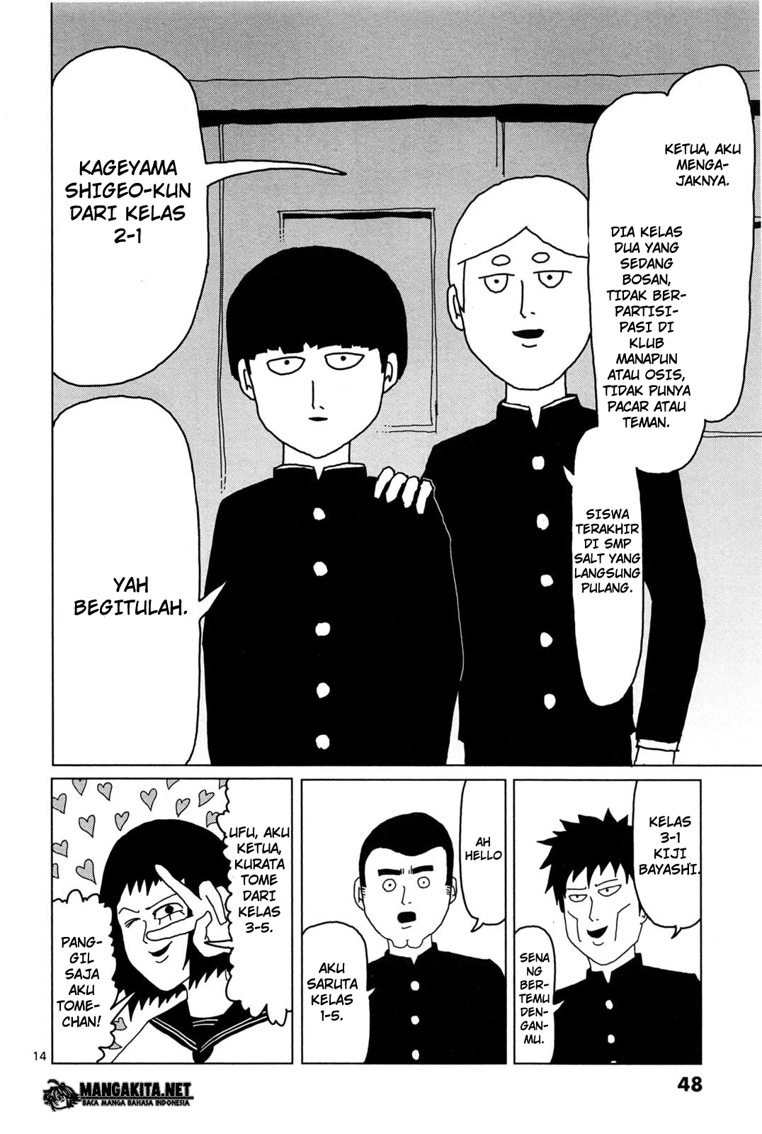 Mob Psycho 100 Chapter 03-15