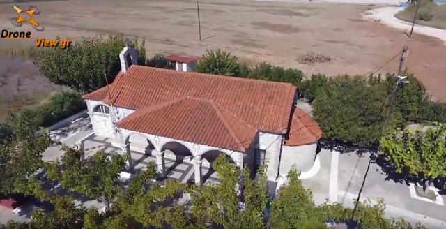 Άγιος Παντελεήμονας Δαλαμανάρας (βίντεο)
