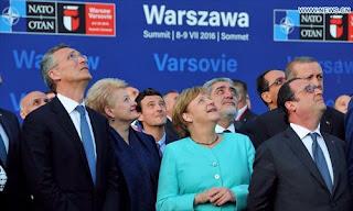 НАТО является самым сильным военным альянсом в мировой истории