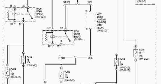 Jeep Grand Cherokee WJ Electrical Wiring Diagram
