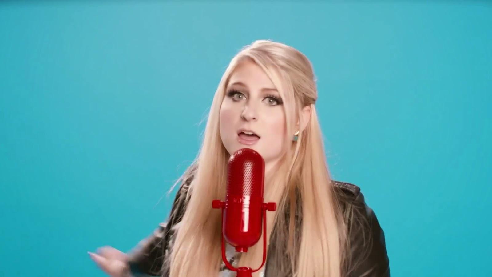 Meghan Trainor Lips Are Moving | Hot Girl HD Wallpaper