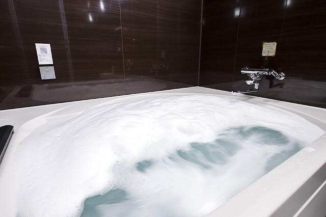 プラチナスイート お風呂