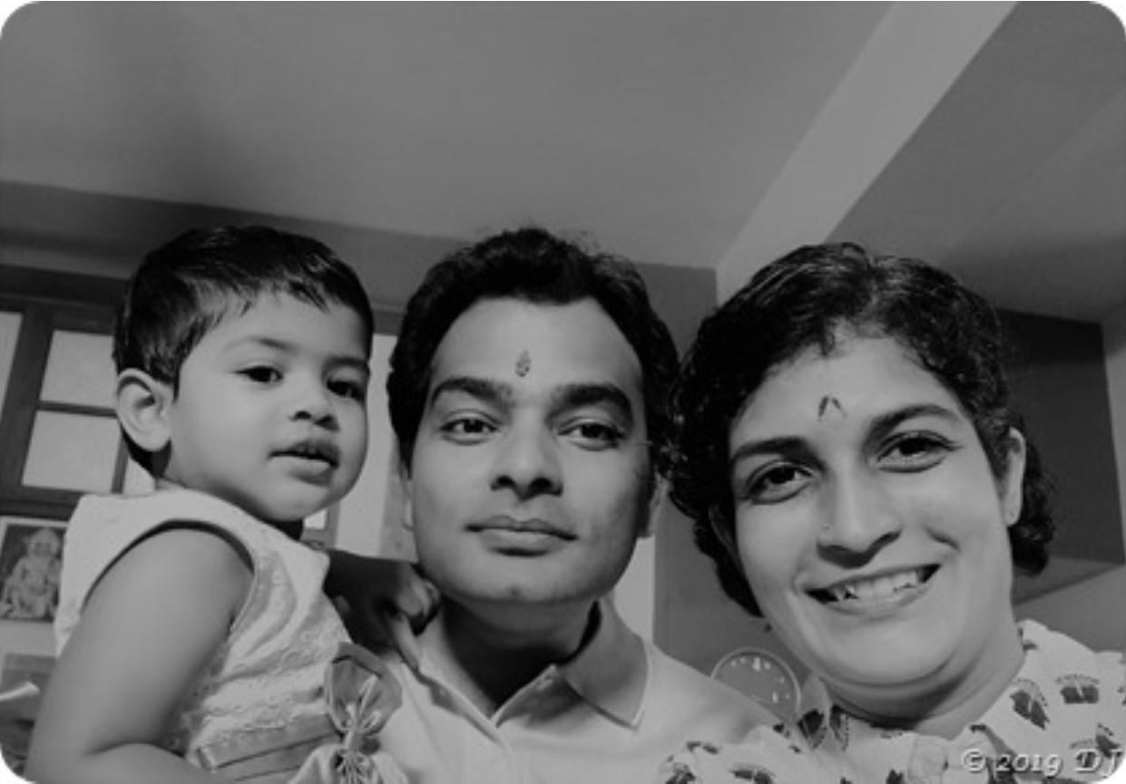 Us at Diwali