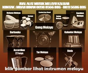 Jual Alat Musik Melayu