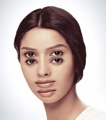 Güzel bir bayan, Dört göz yanılması