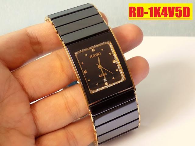 Đồng hồ nam mặt vuông Rado 1K4V5D