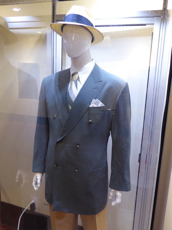 Ben Affleck Live by Night movie costume