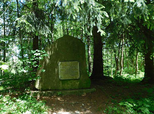 Obelisk w Pasterce.