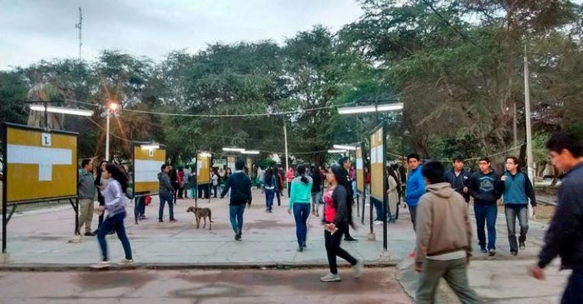 UNPRG Publicó Lista de Ingresantes Examen Admisión Ordinario 2017-2 (Resultados 13 Agosto) Universidad Nacional Pedro Ruiz Gallo - Chiclayo - Lambayeque - www.unprg.edu.pe