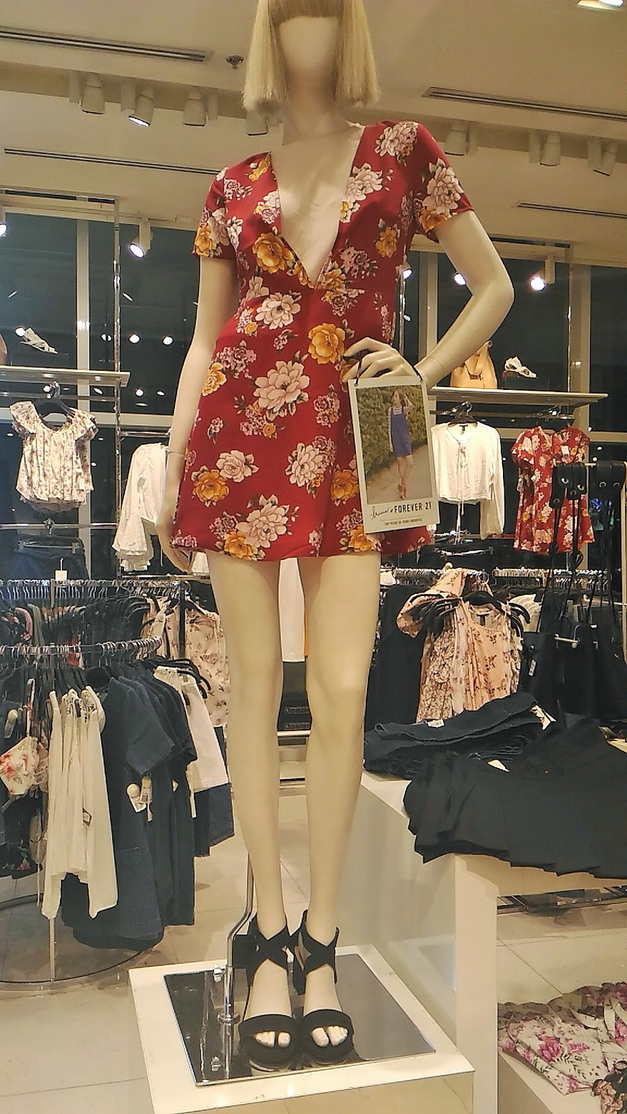 Forever21 Philippines, mix and match clothing tips