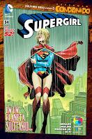 Os Novos 52! Supergirl #34