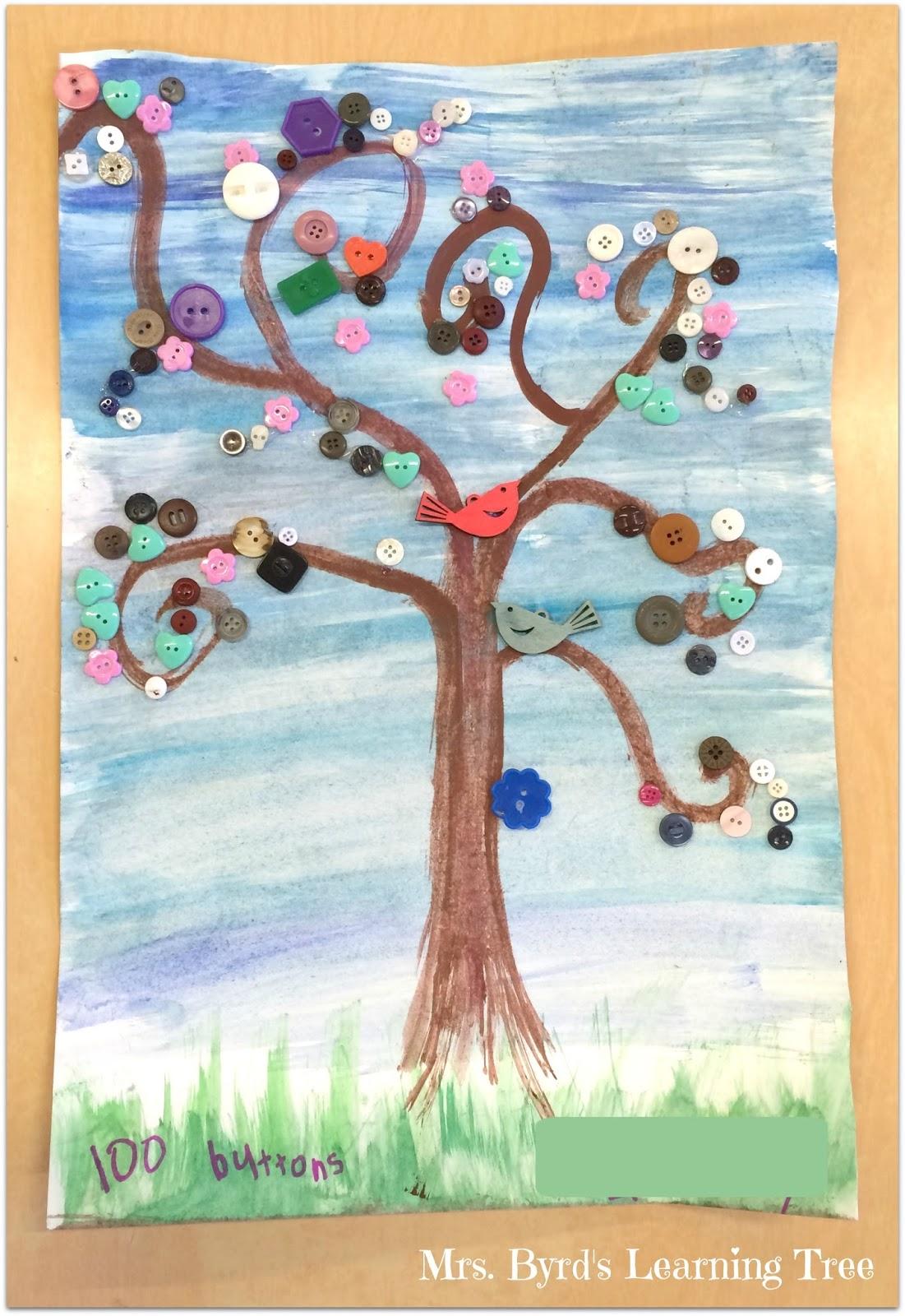 Mrs Byrd S Learning Tree 100 Days Hooray
