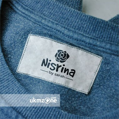 Desain Logo Fashion Untuk Nisrina, Produsen Mukena, Pakaian Muslimah dan Anak Perempuan