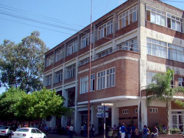 Edificio 4 de Junio S.S. de Jujuy