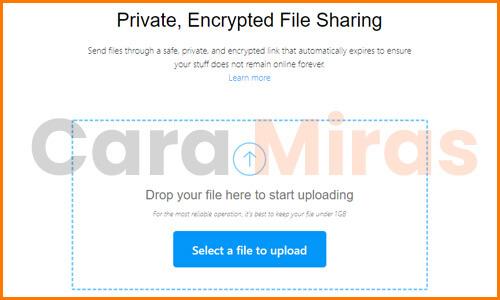 Lokasi Upload File