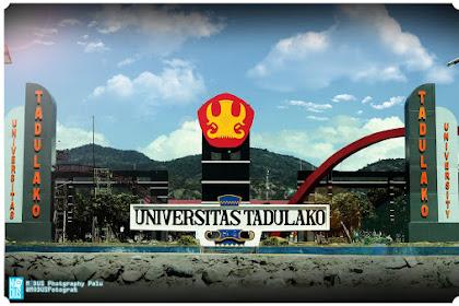 Informasi Penerimaan Mahasiswa Baru (UNTAD) 2022-2023