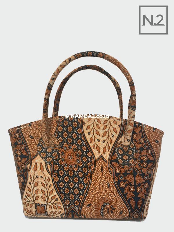 Tas Souvenir Batik Lawasan Wanita Sedang