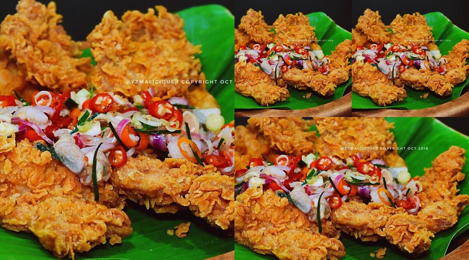 101 Gambar Ayam Geprek Sambal Matah